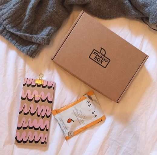 This is one of the best women's health subscription boxes!