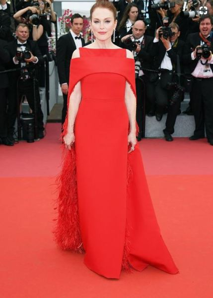 Here are the best looks from the Cannes Film Festival 2018!