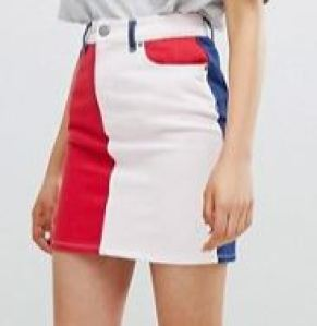 Here are our best picks for the cutest colourblock skirts of the season.