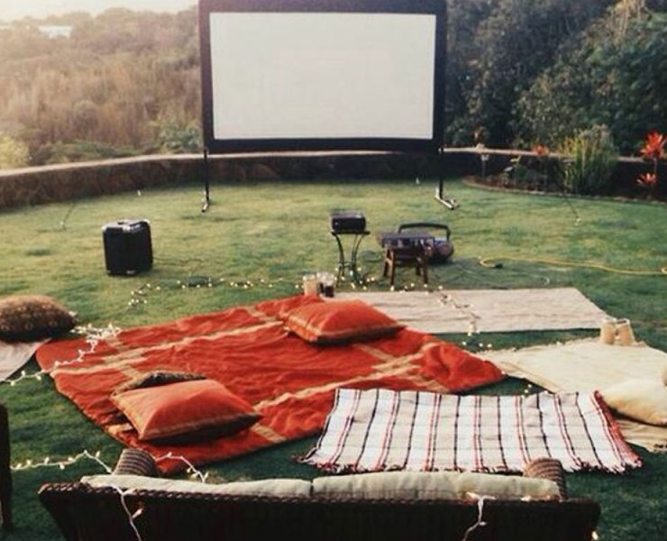 If you are looking for some cute date ideas, check out this list of the best outdoor cinemas in London that your crush would totally love!