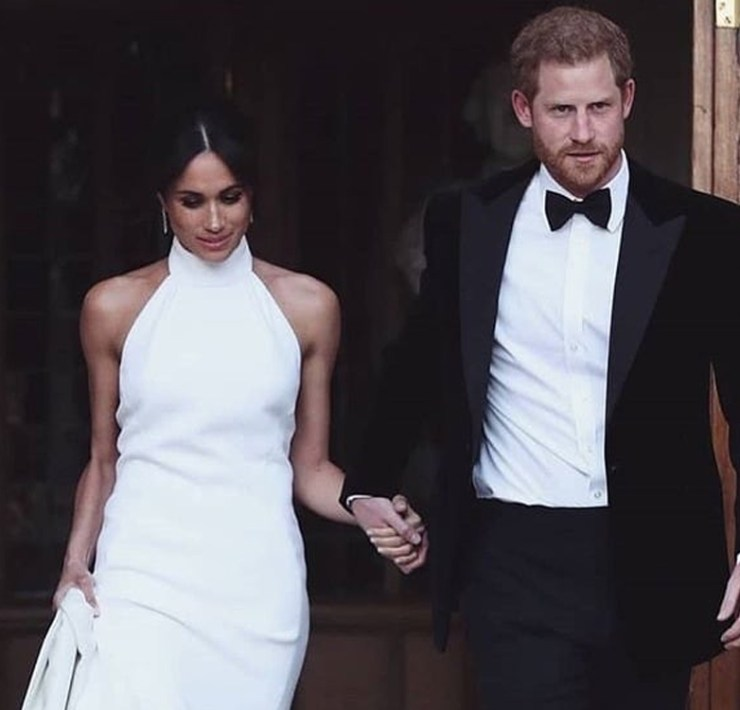 Take a look at the best dressed royal wedding guests at Prince Harry and Meghan Markle's big day. These royal wedding guests' outfits are so chic.