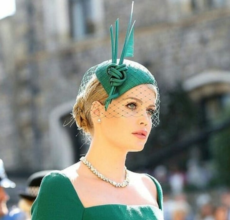 These royal wedding guests wore some of the best outfits at the royal wedding. From Princess Diana's niece, Lady Kitty Spencer to Hollywood celebrities.