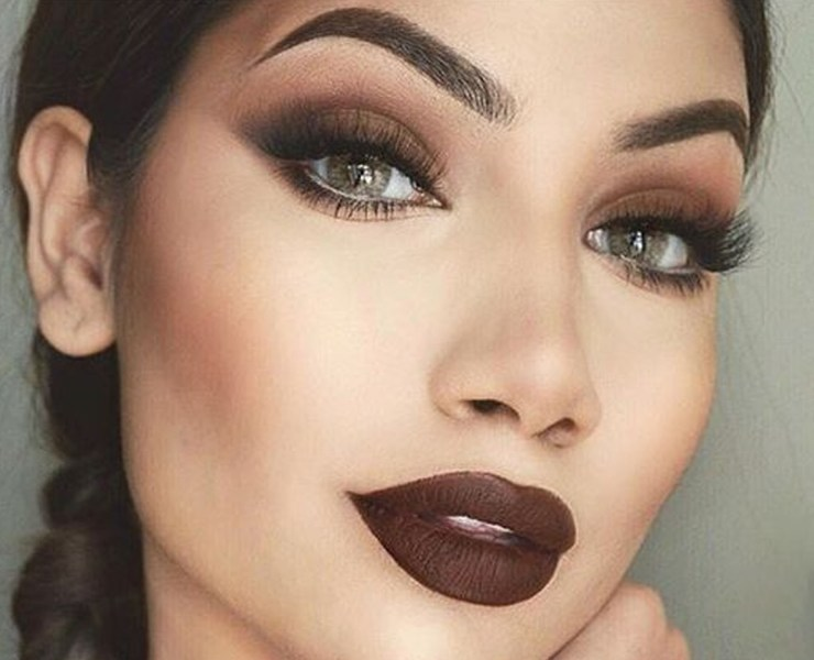 You're going to love the way these brown lipsticks look on you this fall! Check out the list we've compiled of some of the best ones!