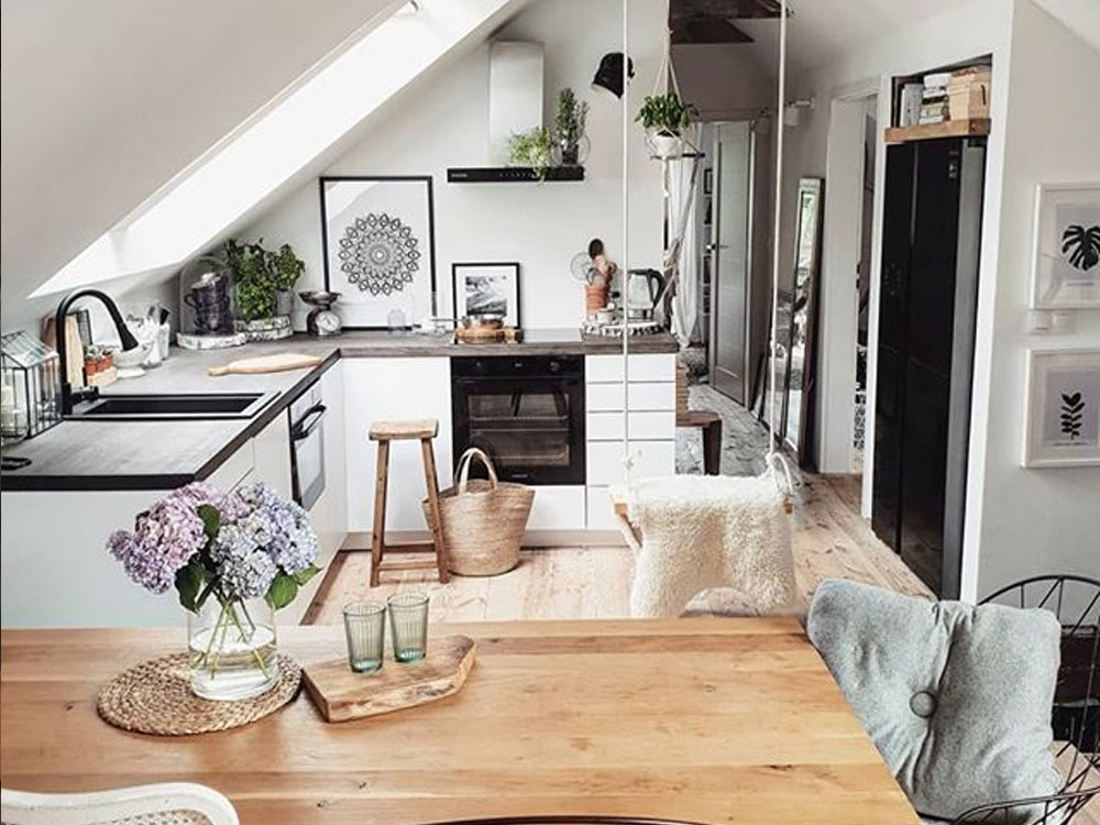Follow these home decor bloggers on Instagram to get inspired for your home decor. Find out what styles you would like for your home.