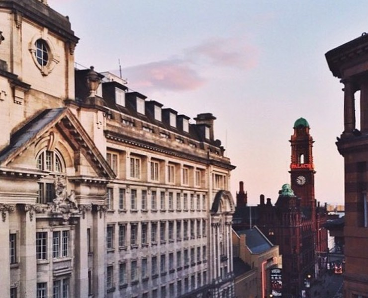 Take a look at the reasons why Manchester is the city you've been searching for. There are many reasons why this city is the best.