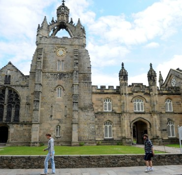 University Of Aberdeen is a unique school in the UK that gives its students an interesting experience. Here are some GIFs that describe those experiences.