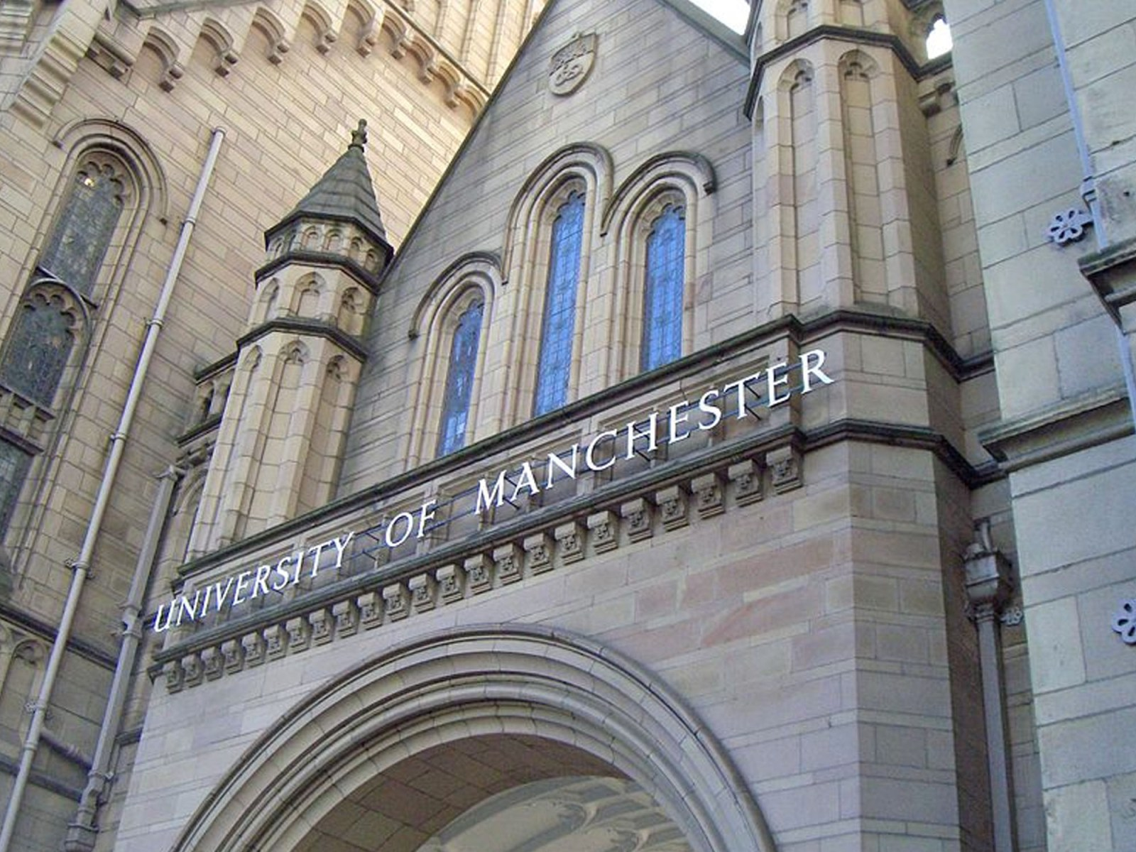 Nancy Rothwell, the vice chancellor of the University of Manchester, needs to hear what students have to say in regards to our education.