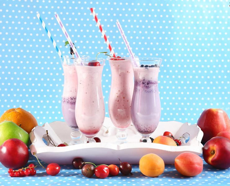 10 Milkshake Recipes You Need To Try