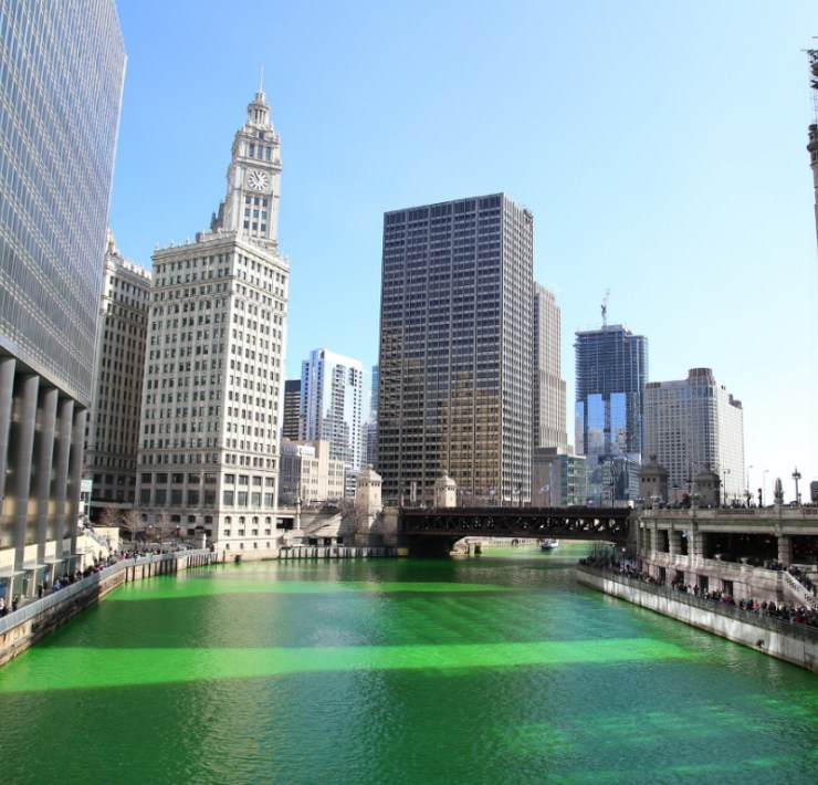 The Best Places To Celebrate St. Patrick's Day Around The World