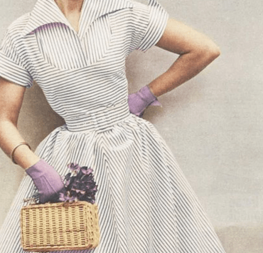 Transport Yourself Back In Time With These Retro Styles