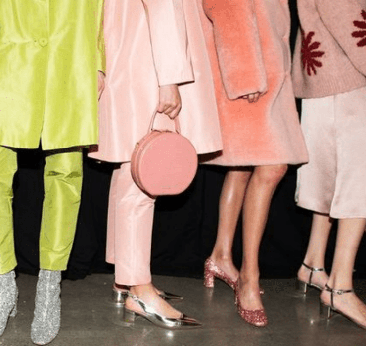 Pastels For Spring Fashion: Groundbreaking