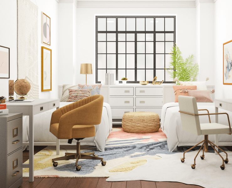For a organised and homely feel, these 8 dorm room styling tips for a stylish and unique vibe that will make your dorm looking chic and refreshing.