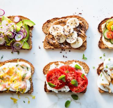 10 ways you can make your toast more exciting in the morning that are quick and easy. Having the same toast can be boring why not try these for a change?