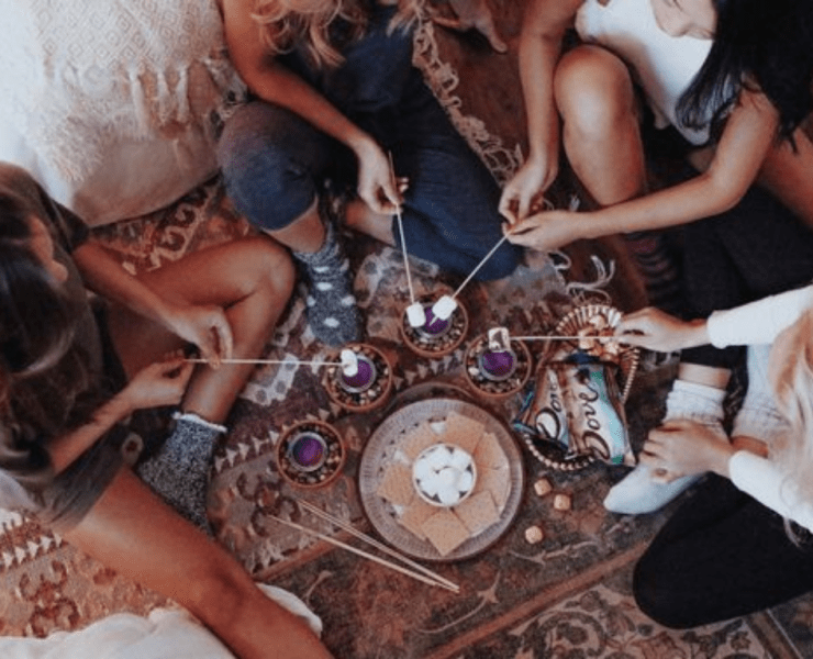 8 Best Treats For A Girl's Night In