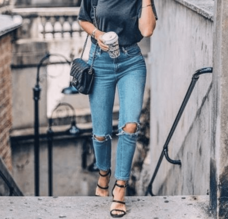 Are you buying a new pair of jeans? Here's a list of all the different cuts of jeans, what they mean and how they will fit you!