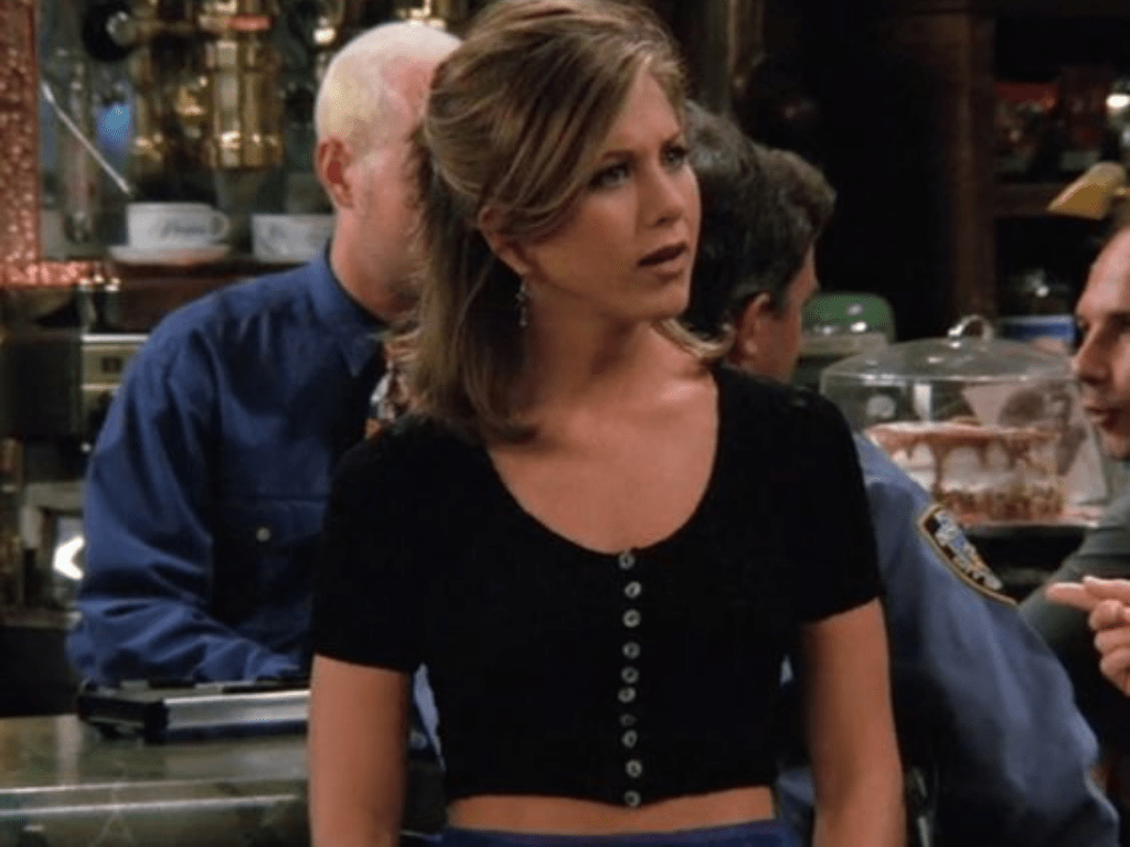 Rachel Green wore so many amazing outfits during her time on Friends, but which were the best? Here is our list of the top 10 Rachel outfits!