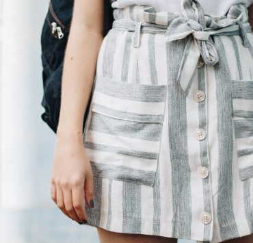 Mini skirt designs have evolved over the years, and now it's time to come out of your comfort zone with your usual Mini skirt designs. Get dressing up!