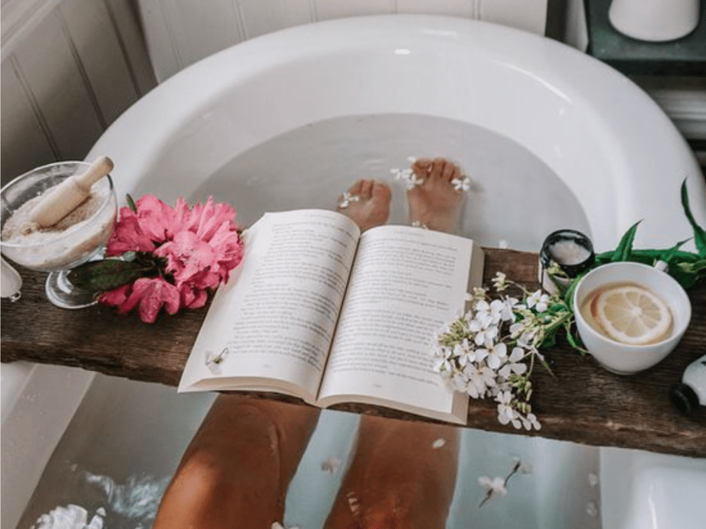 Finding things to do alone might sound strange, but it's good to spend some quality time alone. With this guide, you'll be the queen of self-care!
