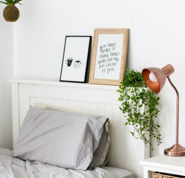 8 DIY Tricks To Elevate Your Bedroom