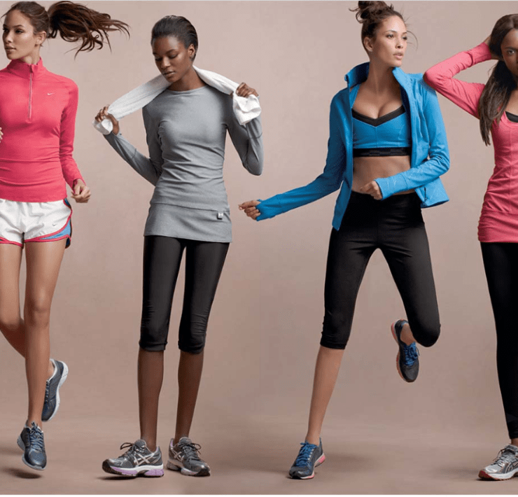 Finding Stylish Workout Gear