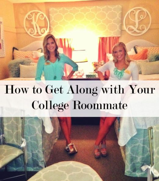 Dating your college roommate