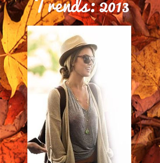 Everything you need to know about fall fashion trends is here! From the top accessories to the cutest outfits, here are the top fall trends.