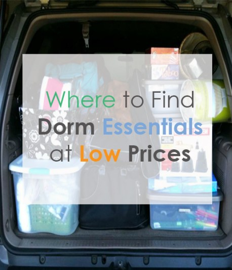 Where To Find Dorm Essentials At Low Prices Society19