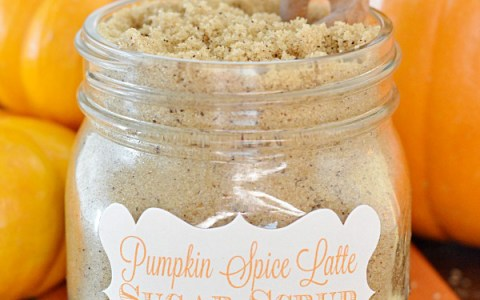 To save some money, you can just make them! And as it's fall time, and pumpkin spice everything is trending, combine them to make the perfect sugar scrub.