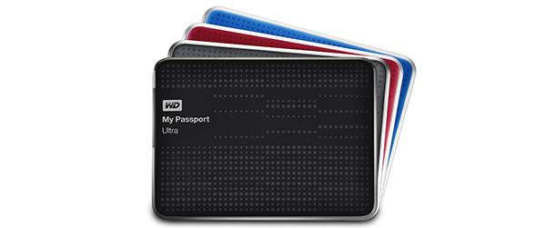 My Passport Ultra all colors FAN