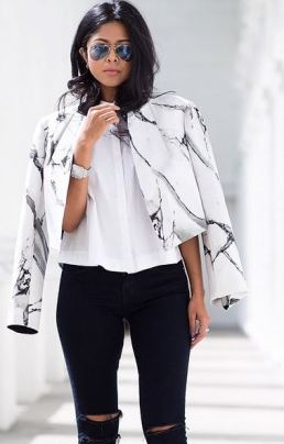 Nordstrom Rack Statement Jacket