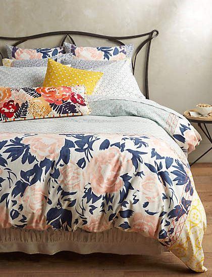 Dorm bedding Anthro
