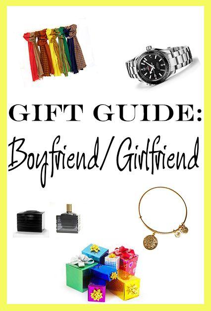 gift guide boyfriend grilfriend