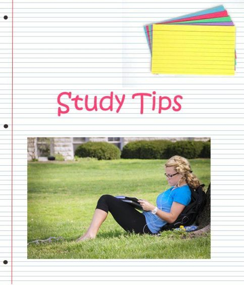 Study Tips to ace your semester