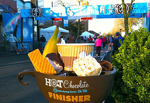 Winter Bucket List - hot Chocolate 5K