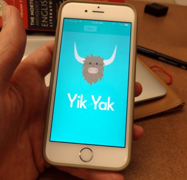 The Truth About Yik Yak