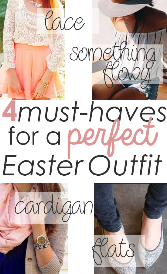 Must-Haves For a Perfect Easter Outfit