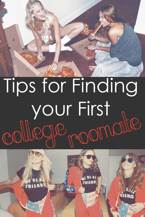 Tips for Finding your First College Roommate