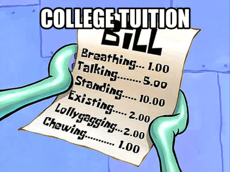 Best options to pay for college - College tuition
