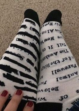 Gifts for Book Lovers - Socks