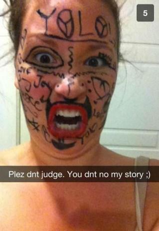 Perfect Snapchats - story