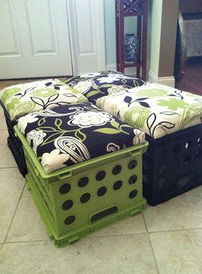 Seat Crates