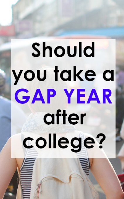Take-a-gap-year