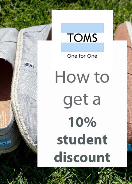 What clothing stores give student discounts