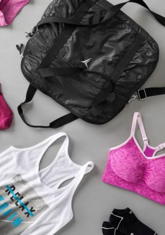 websites for affordable workout clothes