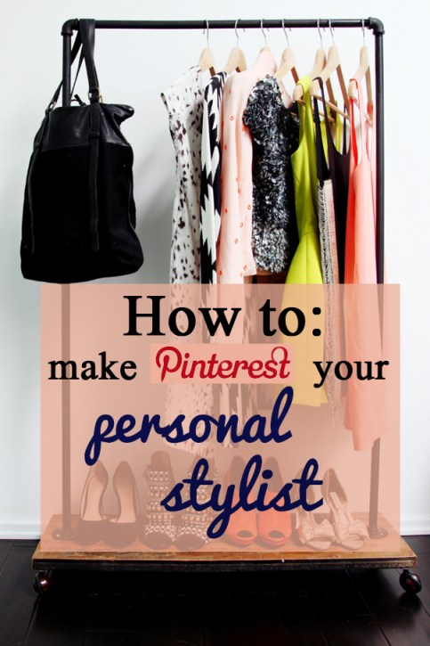 How to make Pinterest your personal stylist