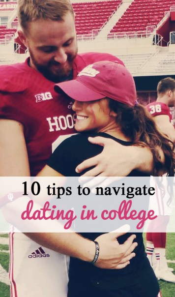 University dating tips
