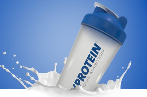 Win an AWESOME prize from Myprotein!