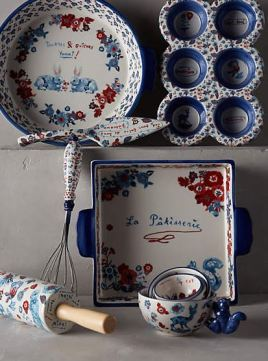 What You'll Need in Your First Apartment: Anthropologie Bibelot Bakeware