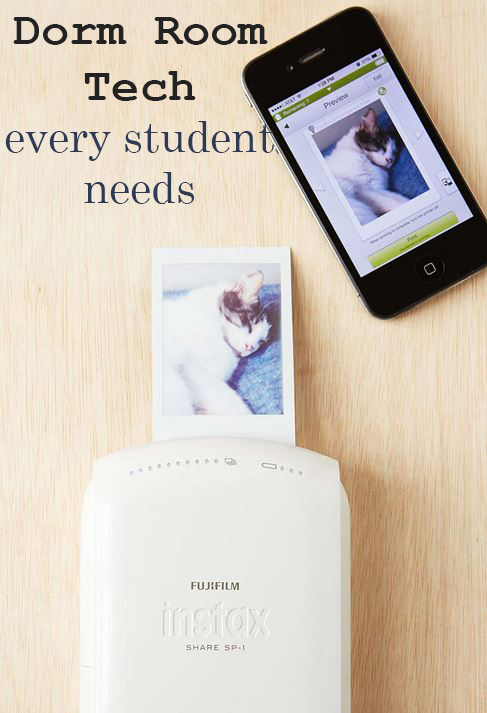 Dorm Room Tech Every Student Needs