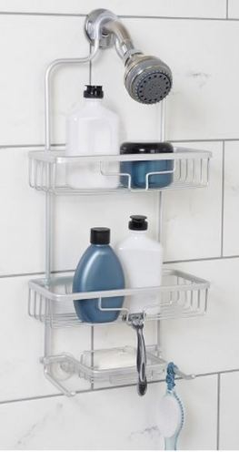 What You'll Need in Your First Apartment: target shower caddy